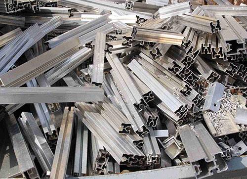 南京回收铝合金窗