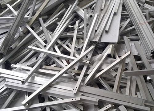 南京 回收铝合金门窗