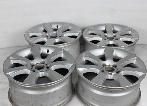 南京铝合金轮毂回收