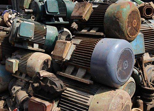 南京机电设备回收