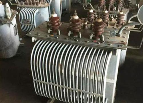 南京旧变压器回收