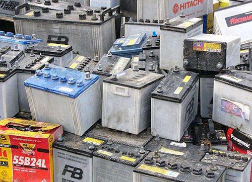 南京汽车废旧电池回收
