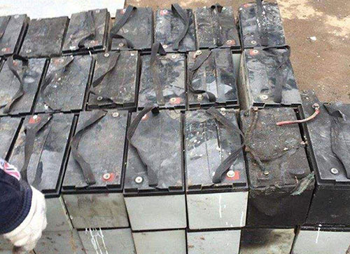 南京汽车电池回收