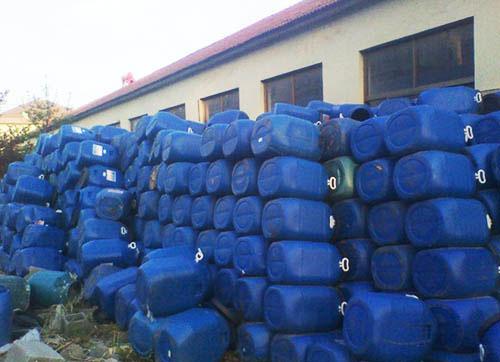 马鞍山塑料桶回收